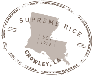 Supreme Rice Stamp